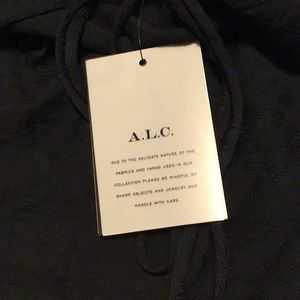 A.L.C. Tops - A.L.C. Ryland Cropped Top